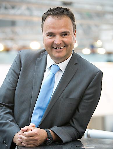 Dipl.-Ing. Rainer Ostermann, Country Manager Festo Österreich