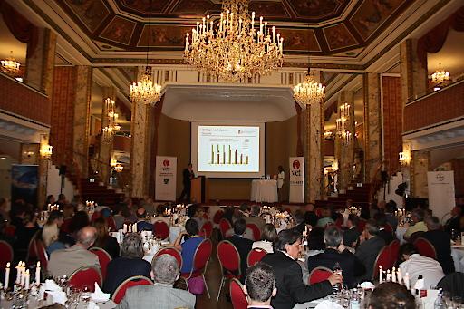 TeilnehmerInnen beim 2. Frühjahrempfang im Parkhotel Schönbrunn