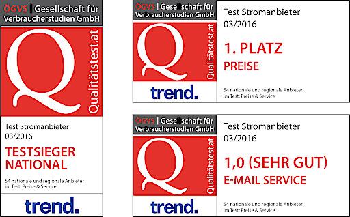 switch – Österreichs bester Stromanbieter verlängert Aktionspreise