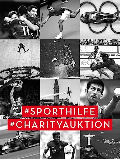 Sporthilfe Charity Auktion