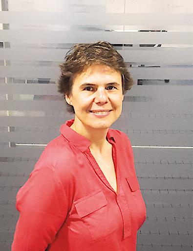 Bild: Ursula Bauernberger, die neue Abteilungsleiterin HDI ...