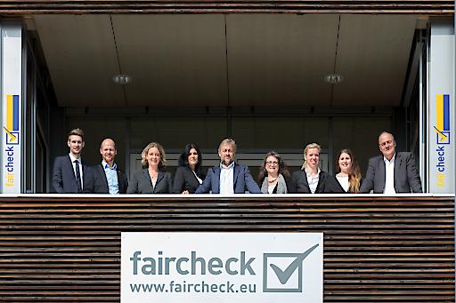 Das Team von faircheck gibt seinen Knowhow-Vorteil direkt an Häuslbauer und Sanierer weiter.