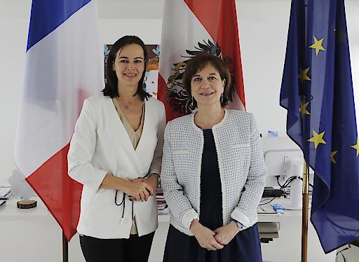 Frankreich und Österreich wollen familienpolitische Vorbilder in Europa sein