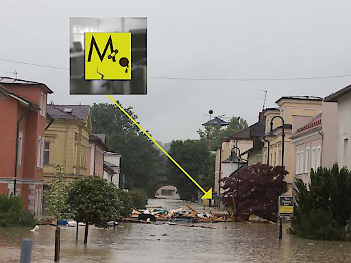 M.A.N.D.U. Simbach / Braunau Der Store inmitten der tragischen Naturkatastrophe