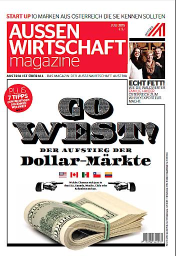 Preisgekrönt: AUSSENWIRTSCHAFTmagazine aus dem INDUSTRIEMAGAZIN Verlag gewinnt BCM-Award.