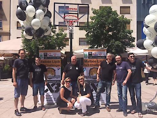 Organizinig Committee of the Malbée Lipik 3x3 Challenger