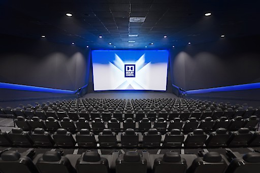 Dolby Cinema Saal