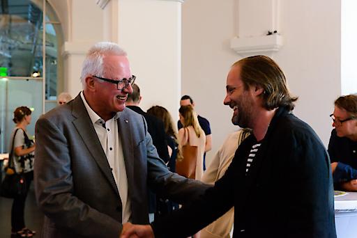 Carl Aigner und Ivo Kocherscheidt