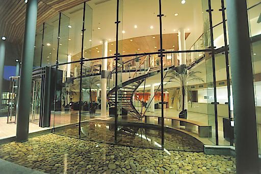 Hotel Loipersdorf Lobby außen