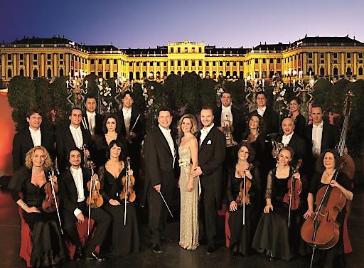 Das Schloss Schönbrunn Orchester, Wien