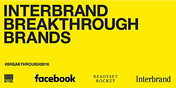 Launch der ersten Interbrand Breakthrough Brands 2016 - vom Startup zur etablierten Marke