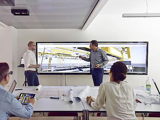Plandata bietet maßgeschneiderte BIM-Schulungen für Architekt_innen und Ingenieur_innen