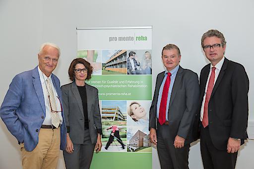 Eröffnung Ambulante Psychosoziale Rehablilitation (APR) Graz