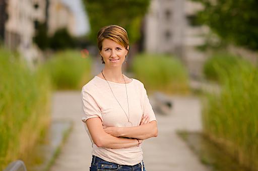Astrid Rompolt (SPÖ), Bezirksvorsteherin-Stellvertreterin Leopoldstadt