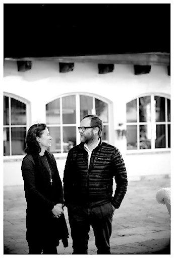 Susi und Sepp Schellhorn vom Seehof Goldegg