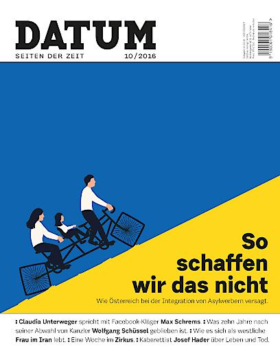 Cover der DATUM-Ausgabe Oktober 2016 (druckfähig)