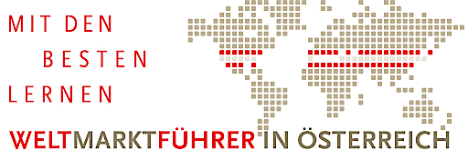 Logo Weltmarktführer in Österreich