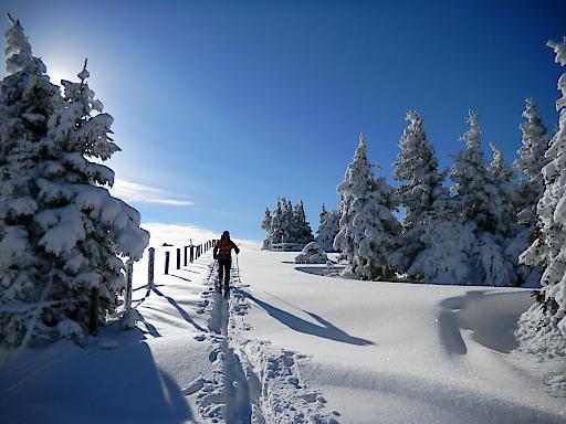 Skitour HOCHsteiermark – Fischbacher Alpen