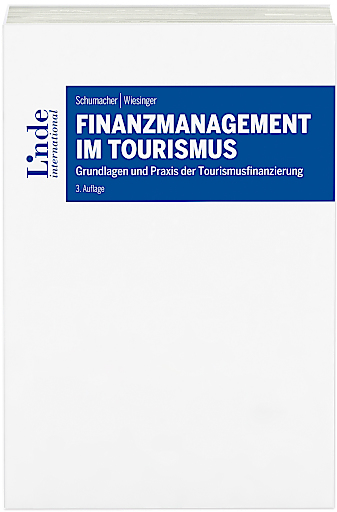 "Cover ""Finanzmanagement im Tourismus"""