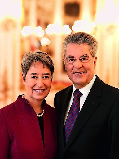Margit & Dr. Heinz Fischer