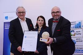 Europäischer Trainingspreis in Silber geht an Karl Kaiblinger nach Österreich