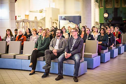 Museumsdirektorin Dr. Gabriele Zuna-Kratky lud gemeinsam mit femOVE zum Netzwerktreffen ins Technischen Museum Wien