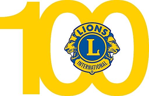 Logo 100 Jahre LIONS International