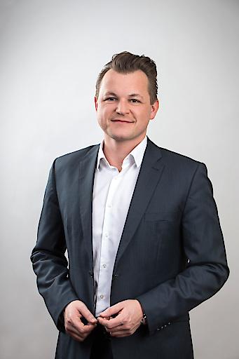 Portrait Georg Doppelhofer, Vorstand RMA