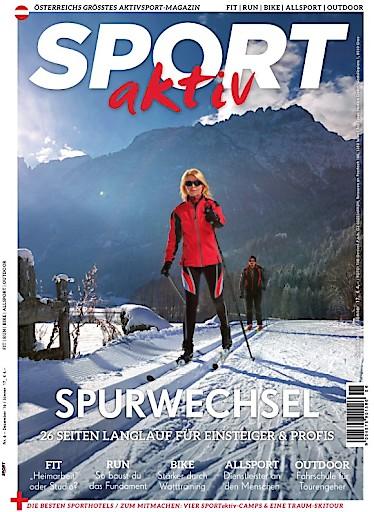 SPORTaktiv präsentiert Winterausgabe mit 474 Seiten Rekordumfang!