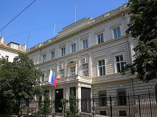 Russische Botschaft Wien