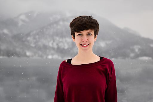 Flora Petrik (22) ist die neue Bundessprecherin der Jungen Grünen.