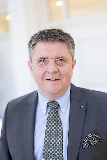 Thomas Fischill, MBA, DONAU Landesdirektor Wien