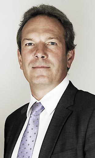 Geschäftsführer Wolfgang Jansky