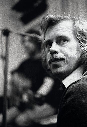 Václav Havel, 1978