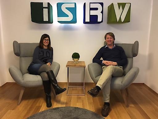 Mag. Sigrid Ruppe-Senn und Alexander Drastil, Geschäftsführerwechsel bei Interalp Touristik Tourismusmarketing