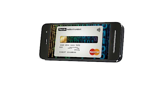 Mobile Kreditkarte - PayLife nulleinhundert