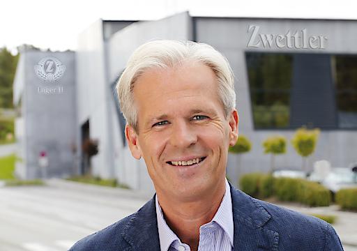 Mag. Karl Schwarz, Geschäftsführer Privatbrauerei Zwettl