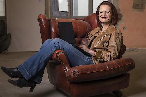 Initiatorin Ursula Boehle sucht innovative Aussteller für den Fette Fische Bazar.