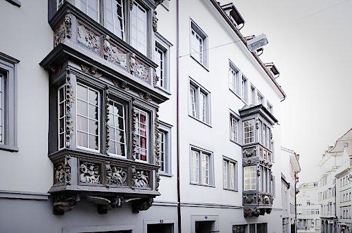 Erker Stadt St.Gallen