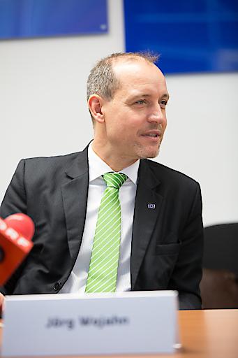 Jörg Wojahn, Vertreter der Europäischen Kommission in Österreich