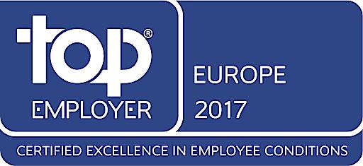 Top Employer Europe