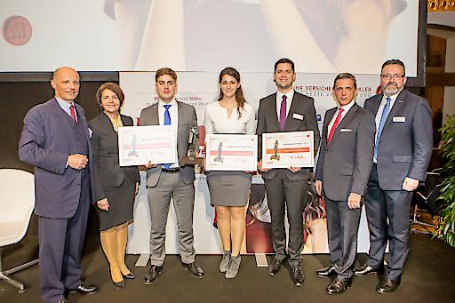 Hammurabi PreisträgerInnen 2017