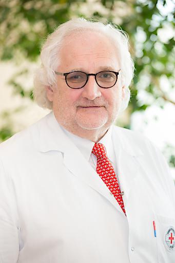 Univ. Prof. Dr. Hubert Pehamberger, Ärztlicher Leiter Rudolfinerhaus