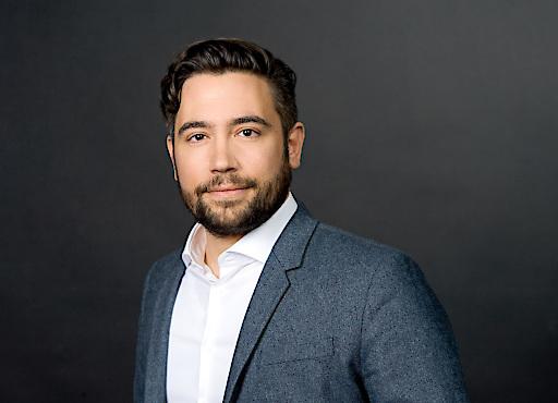 Pierre Greber wird zum Head of Sales in der styria digital one