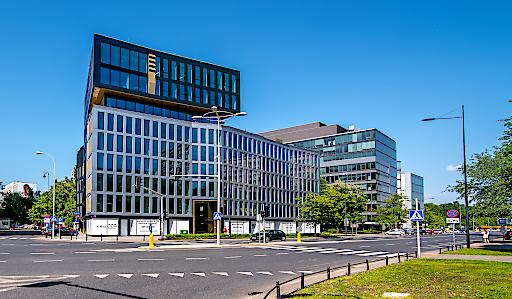 Das Projekt kroLEWska des Projektentwicklers S+B Gruppe AG in Warschau.