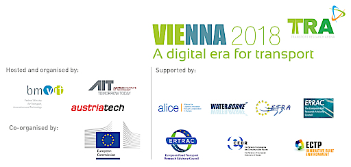 Transport Research Arena TRA 2018 in Wien: Call for Abstracts verlängert bis 24. April 2017