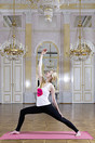 Bild zu Albertina: Yoga meets Art