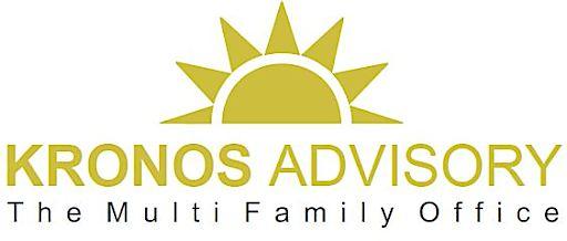 Logo KRONOS Advisory - The Multi Family Offce