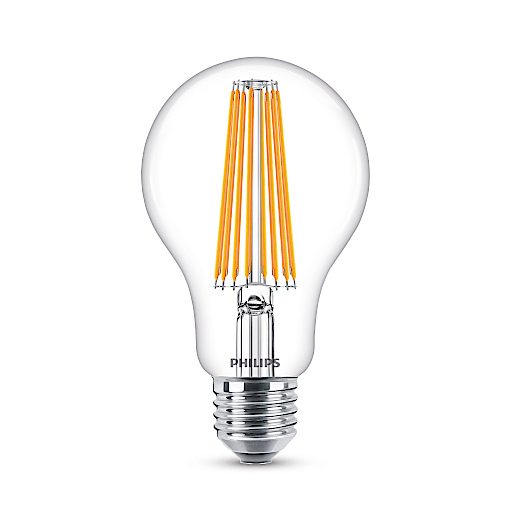 Die LED-Technologie ermöglicht Energieeinsparungen von 80%. Besonders beliebt sind LED Filament Lampen mit ihrem dekoraktiven Aspekt.
