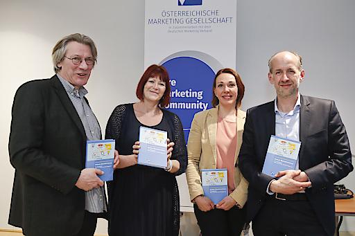 """ÖMG Buchpräsentation """"Einfach Marktforschung"""""""